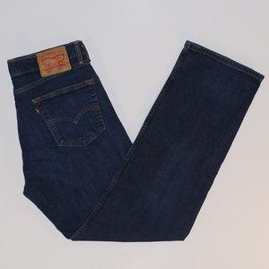 LEVI'S 505 Regular Fit Men's Jeans size 34/32